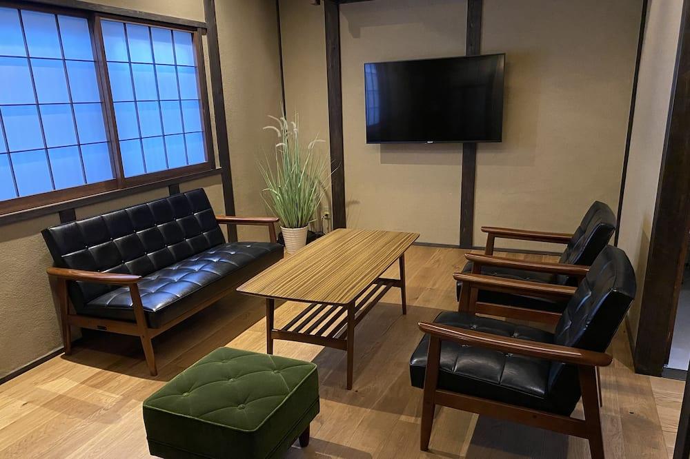 منزل (Private Vacation Home) - غرفة معيشة