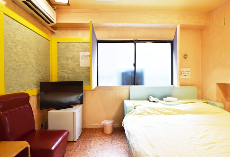 Hotel SAN MARCO, Tokyo, Standard Double Room, Guest Room