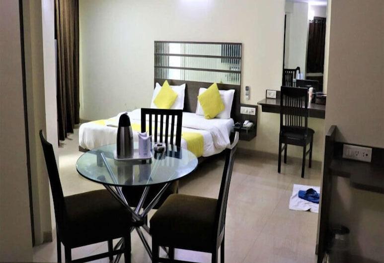 Hotel Alfa, Surat, Standard Double Room, Guest Room
