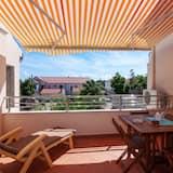 Apartment, 2 Bedrooms (Pergula) - Balkoni
