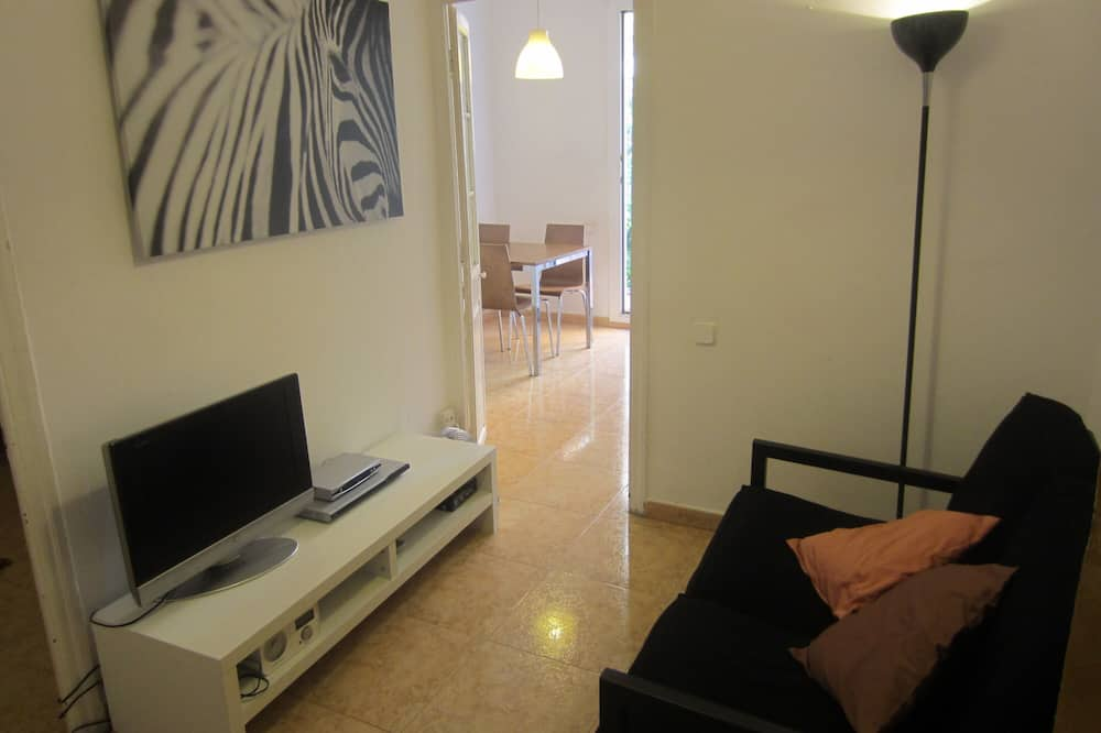 Apartman u centru, 2 spavaće sobe - Dnevna soba