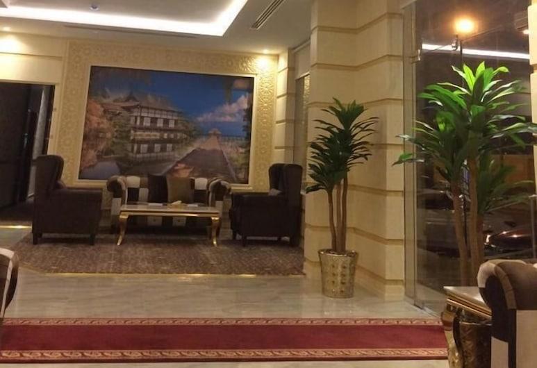 AWRAD ROYAL AL YARMUK, Riyadh, Pintu Masuk Hotel
