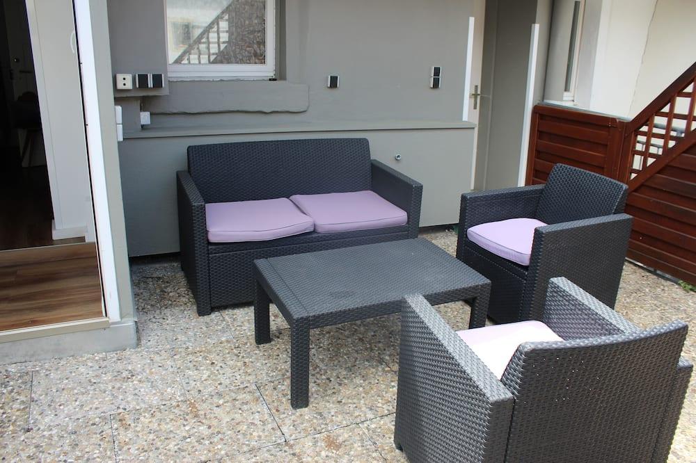 Familienzimmer, Balkon - Balkon