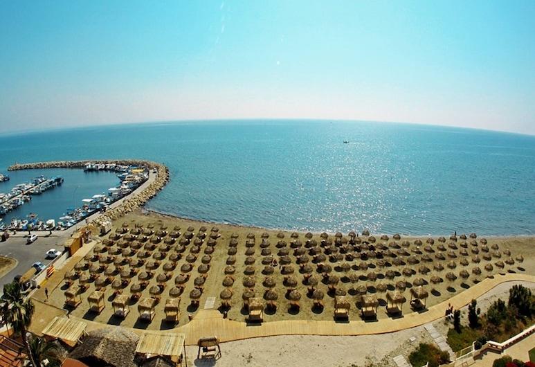 Roseum Boutique Hotel, Larnaca, Pláž