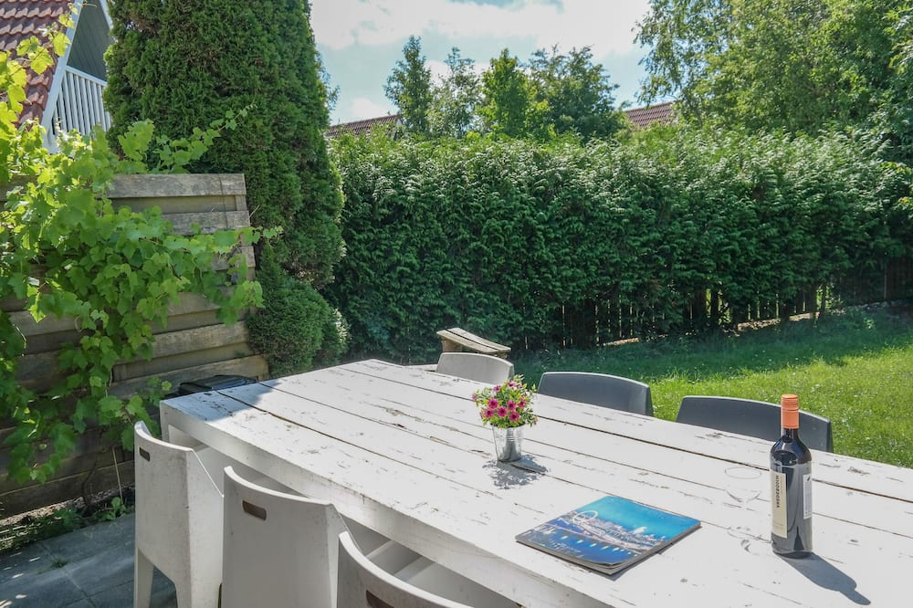 6pers House Olivia With a Private Garden Close to the National Park Lauwersmeer