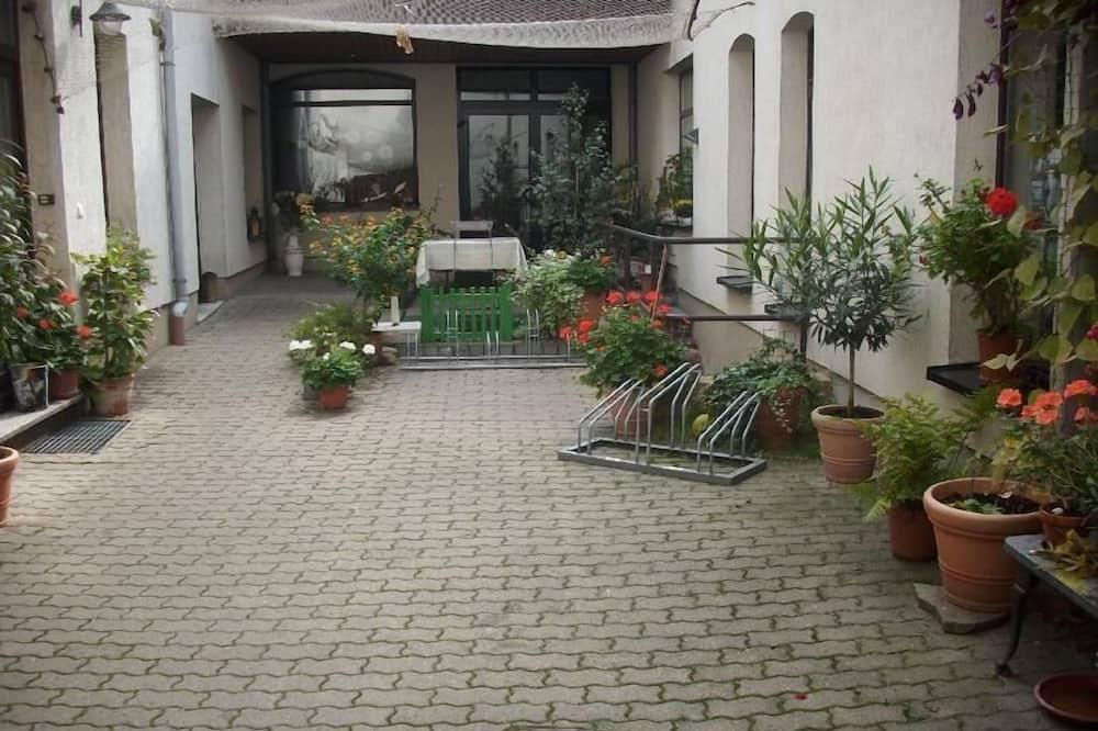 Áreas del establecimiento
