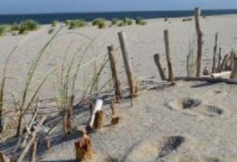 """haus Dagmar"", App. 2, ليست, شقة, الشاطئ"