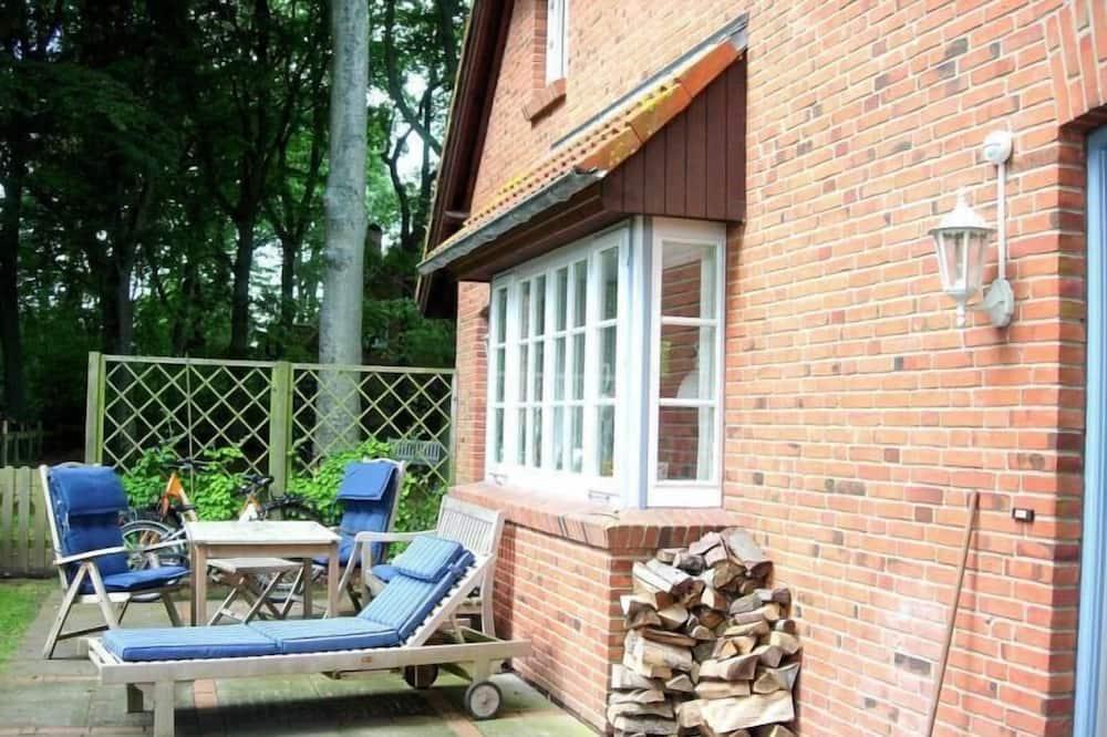Domek - Balkón
