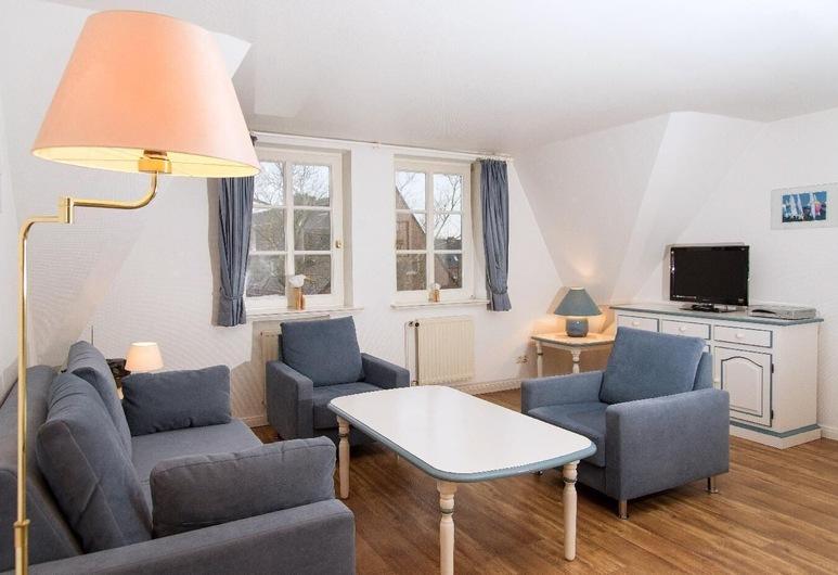 Westhof 6, List, Apartment, Living Room