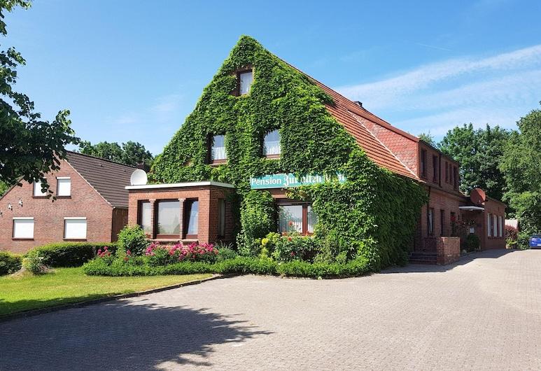 Gästehaus Zur Alten Post - Wohnung West, Dornum