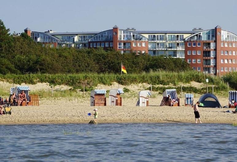 Strandhaus Nordseebrandung Fewo B2.3, Cuxhaven, Huoneisto, Ranta