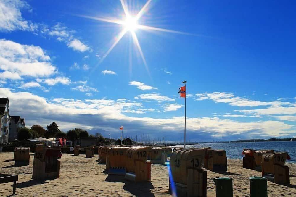 Căn hộ - Bãi biển