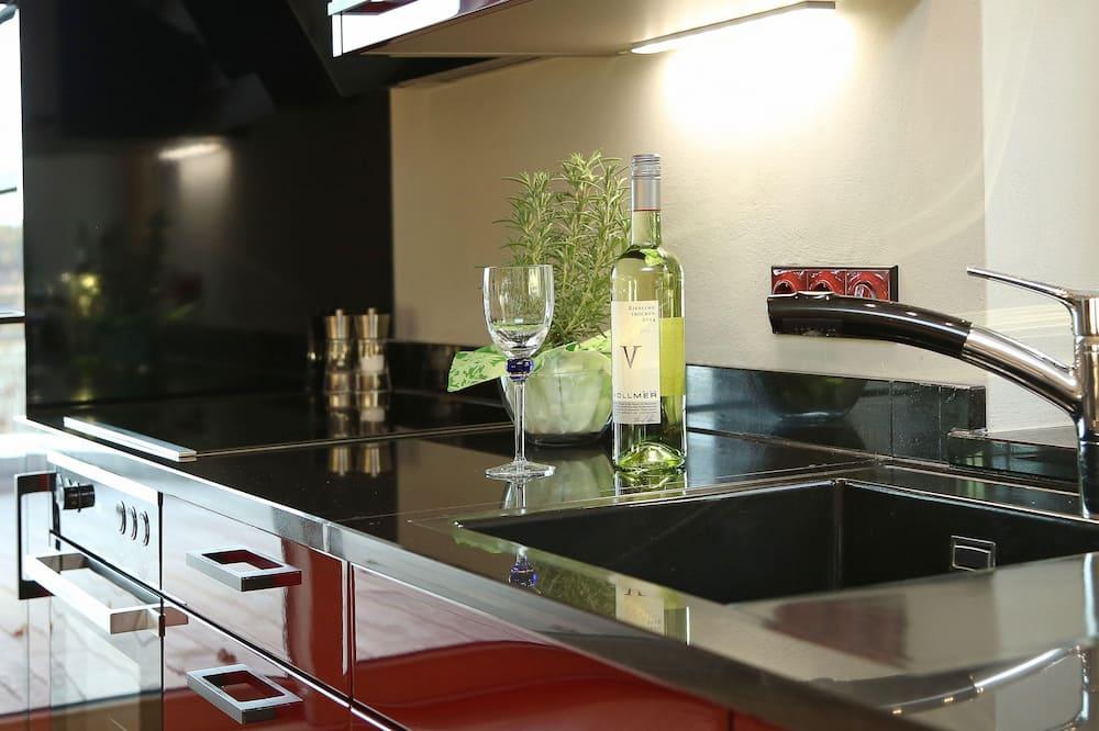 Апартаменти - Приватна кухня