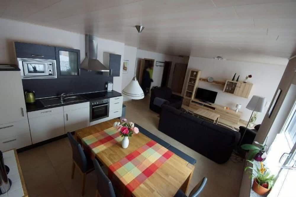 Lejlighed - Privat køkken
