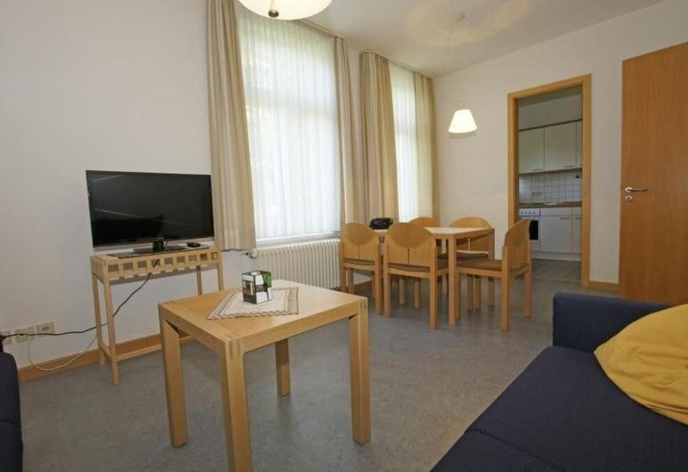 Gästehaus St. Josef 4, Borkum, Lejlighed, Stue
