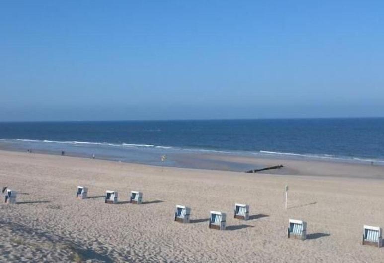 Strandkoje - Landhaus Tadsen, Sylt, Apartment, Beach