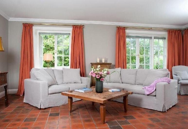 Zollhaus, Kampen (Sylt), Casa, Sala de estar