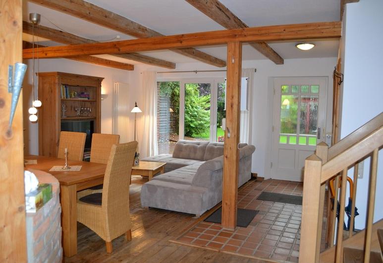 Ferienhaus Ella, Toenning, House, Living Room