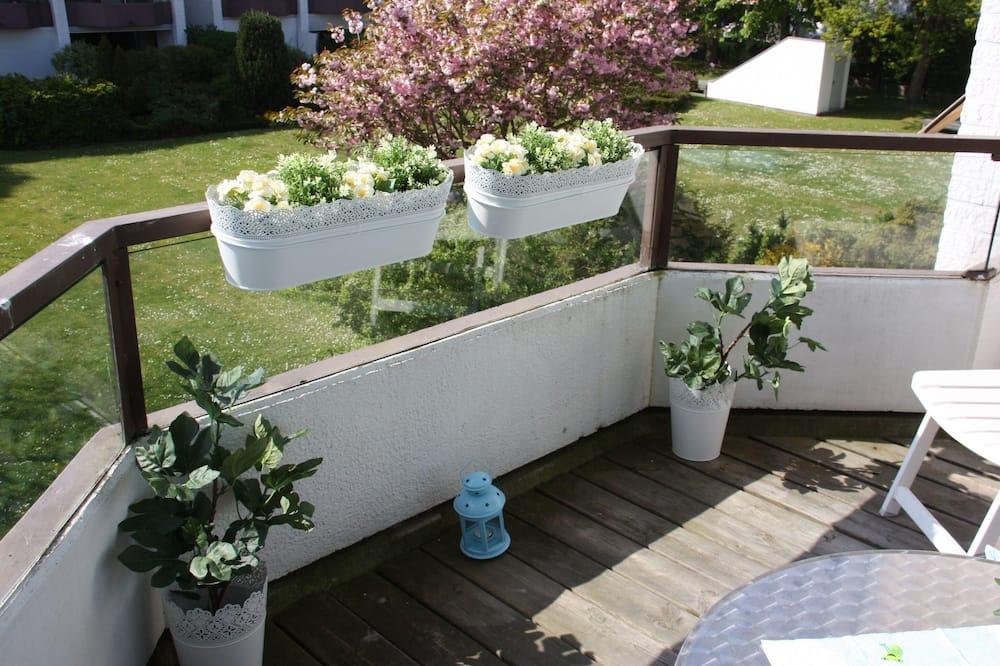 Apartman - Balkon
