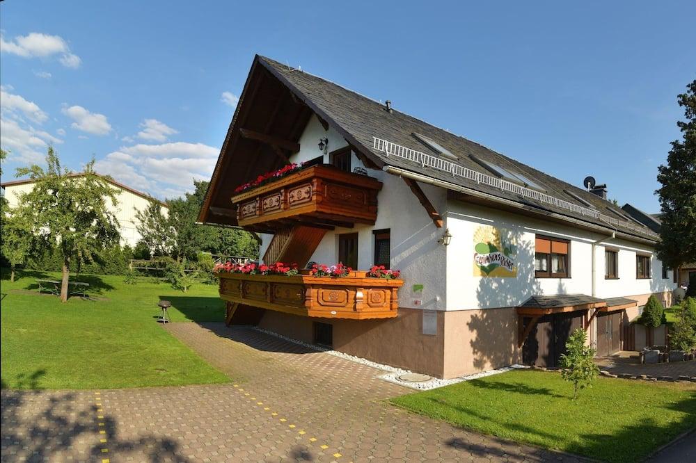 Ferienhaus Richter: Ahorn, Birke und Linde, Drognitz