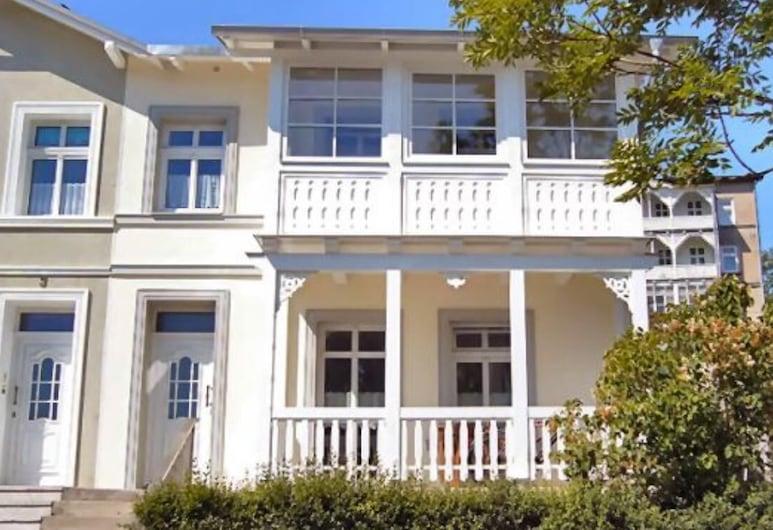 Villa Rosengarten - Ferienwohnung Terra, 萨斯尼兹