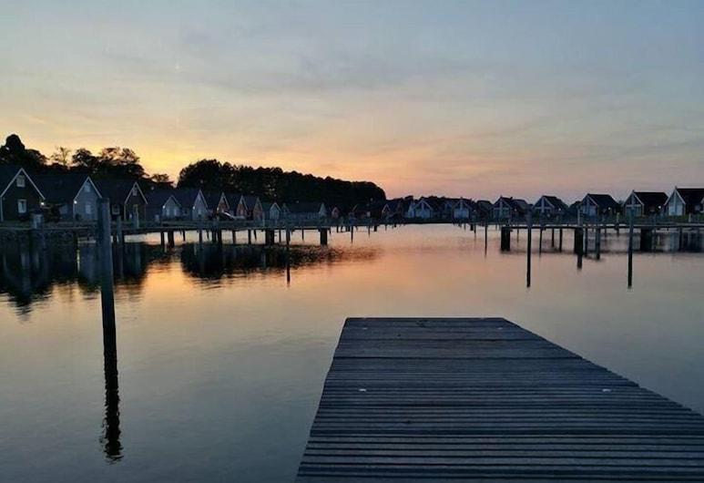 Skandinavisches Ferienhaus 2. Reihe zum Wasser für 6 Personen, Wandlitz, Casa, Lago