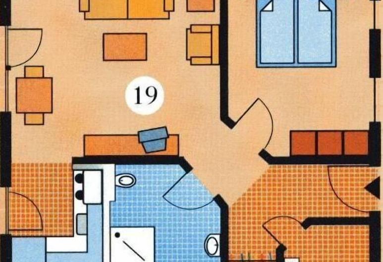 Residenz Laguna - Wohnung 19 / 576, Kuehlungsborn
