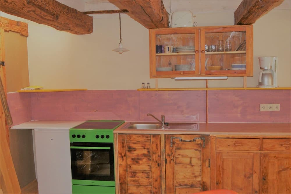 Апартаменты - Собственная кухня