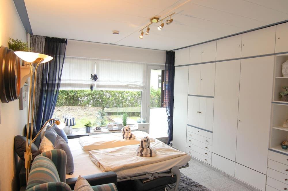 公寓 - 起居室
