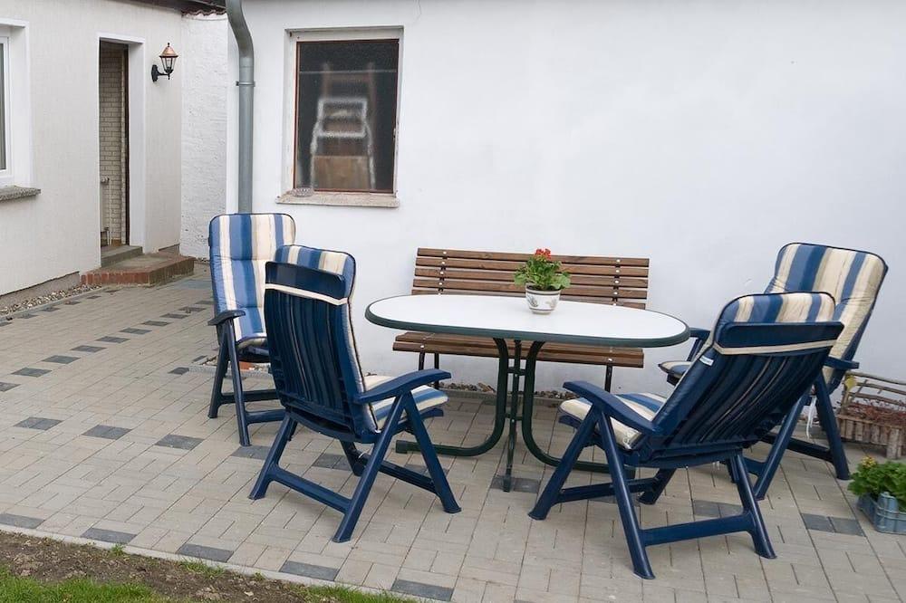 apartman - Erkély