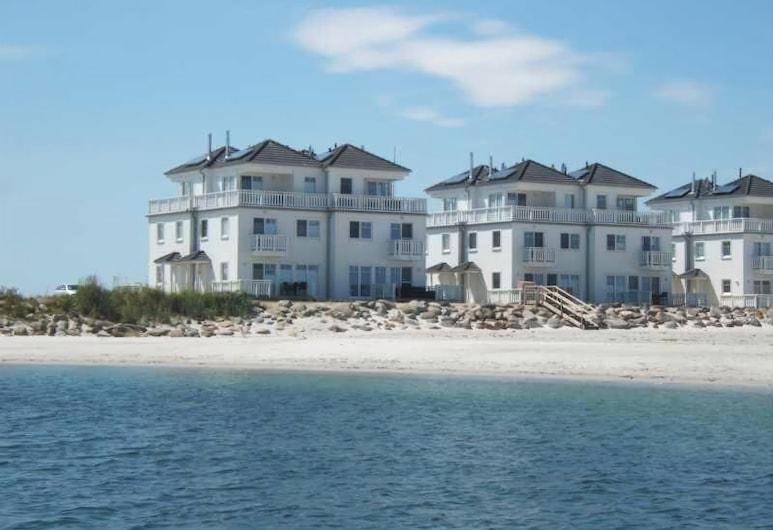 Ferienhaus Strand HUS - Weiße Strandvillen Port Olpenitz, Kappeln
