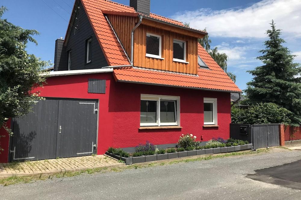 Modernes Ferienhaus im Harz Nähe Wernigerode