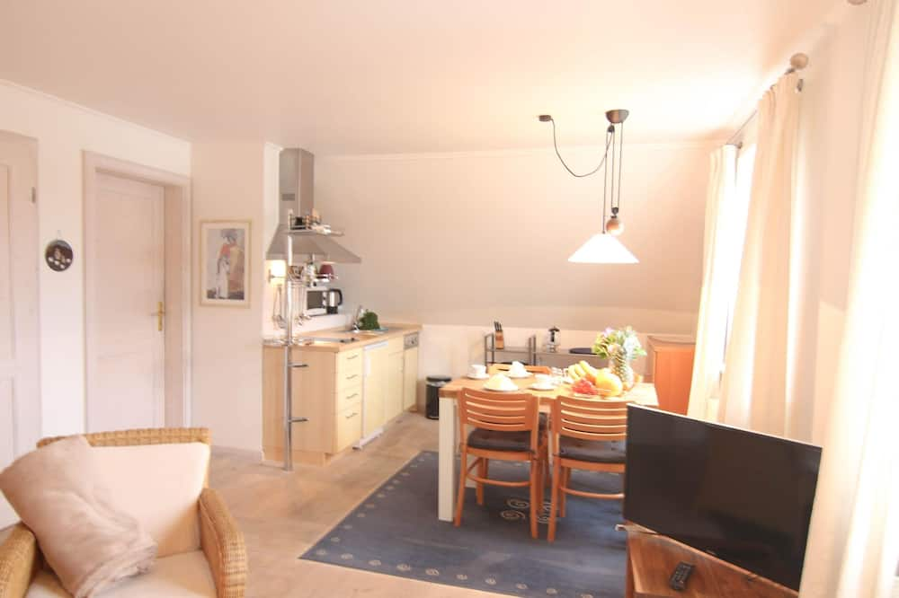 Apartemen - Dapur pribadi