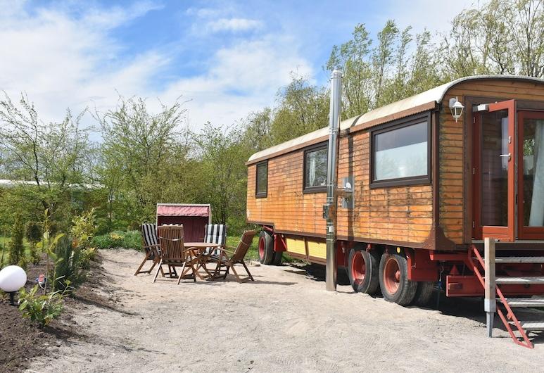 Großer Zirkuswagen für 4 Personen, Reussenkoge