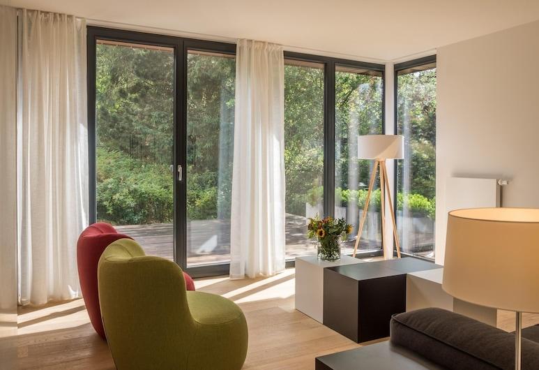 Strandlust 21B - Wohnung, Wittduen, Departamento, Sala de estar