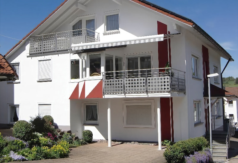 Haus Fechtig, Wohnung Typ C, Бонндорф