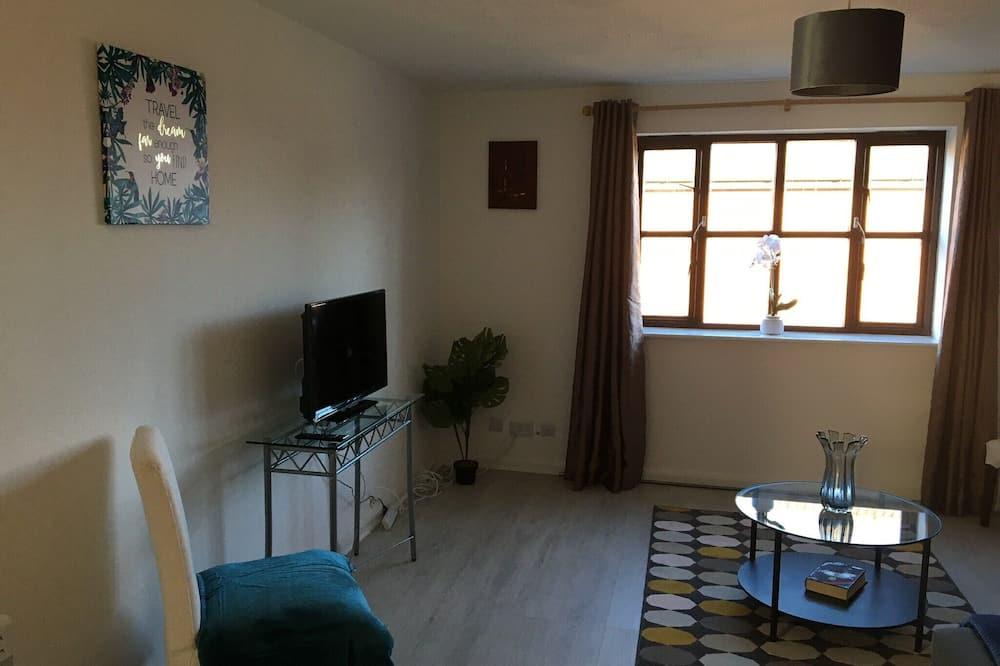 アパートメント (2 Bedroom) - リビング エリア
