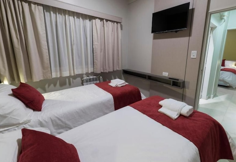 Estepa Hotel, General Roca, Superior vierpersoonskamer, Kamer
