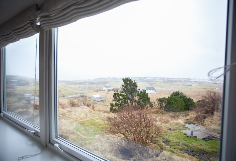 Red Robin - Vacation homes next to Svartifossur waterfall, Torshavn, Family House, 2 Bedrooms (Yellow House), Garden View