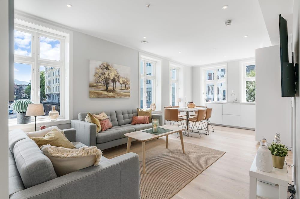 3 bedroom apartment, ground floor - Sala de estar