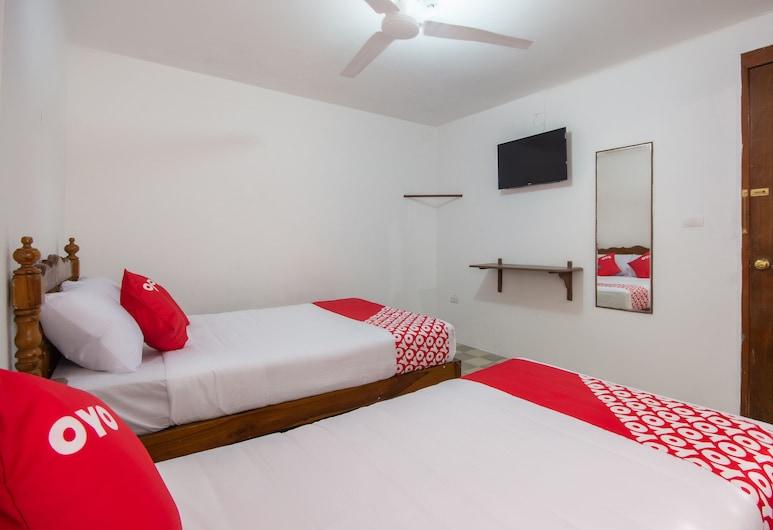 Hotel El Arabe, Xalapa, Standard Τρίκλινο Δωμάτιο, Δωμάτιο επισκεπτών