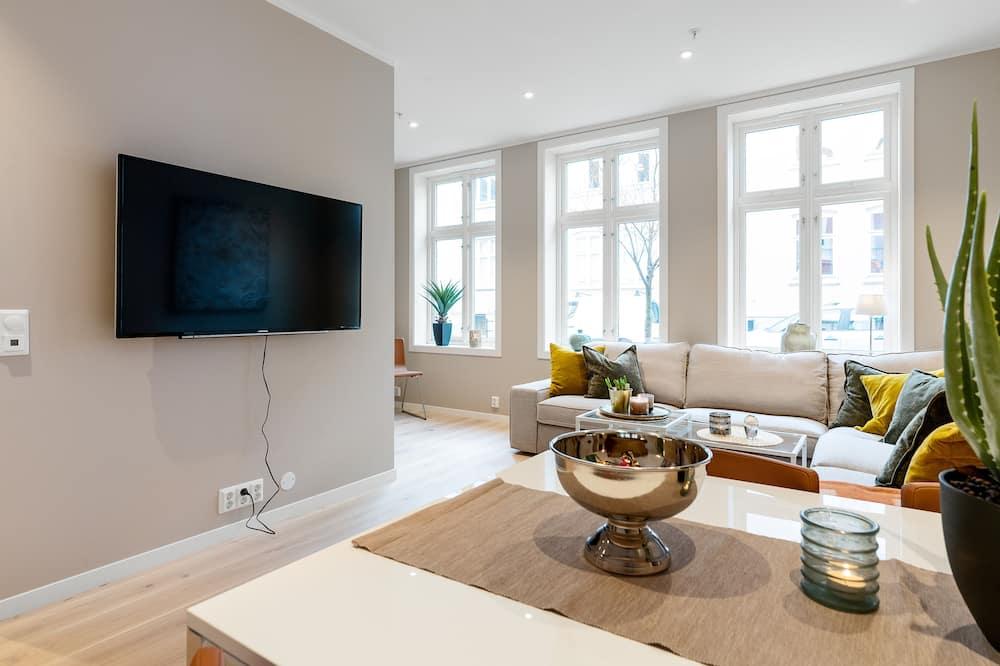 2 bedroom apartment, ground floor - Wohnzimmer