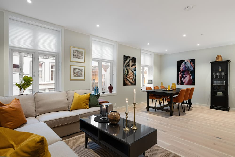 3 bedroom apartment, 2nd floor - Stofa