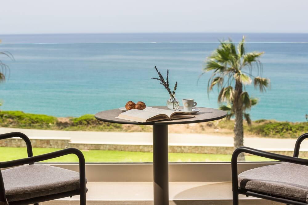 Dvojlôžková izba, balkón, výhľad na more - Výhľad na pláž/oceán
