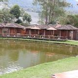 Skats uz ezeru