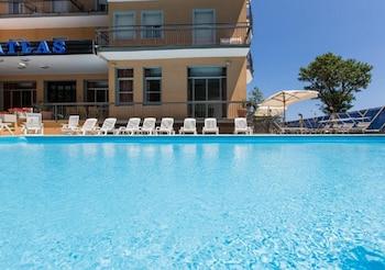 Foto del Hotel Atlas en Rímini