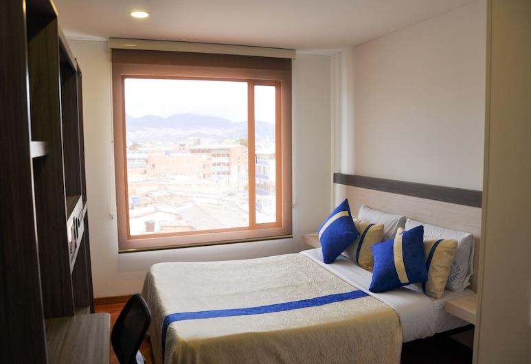 Suites Royal Alojamiento, Bogotá, Double Room, Guest Room View
