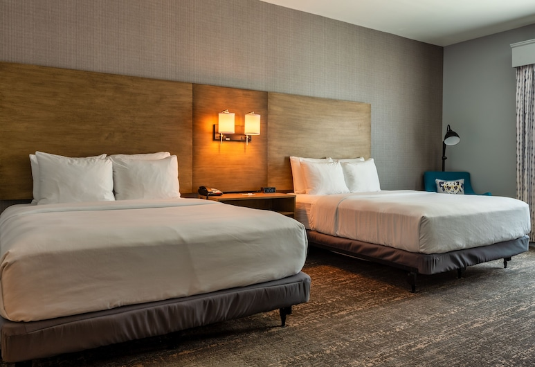 Park Inn by Radisson Florence, SC, Флоренція, Номер, 2 ліжка «квін-сайз», для некурців, Номер