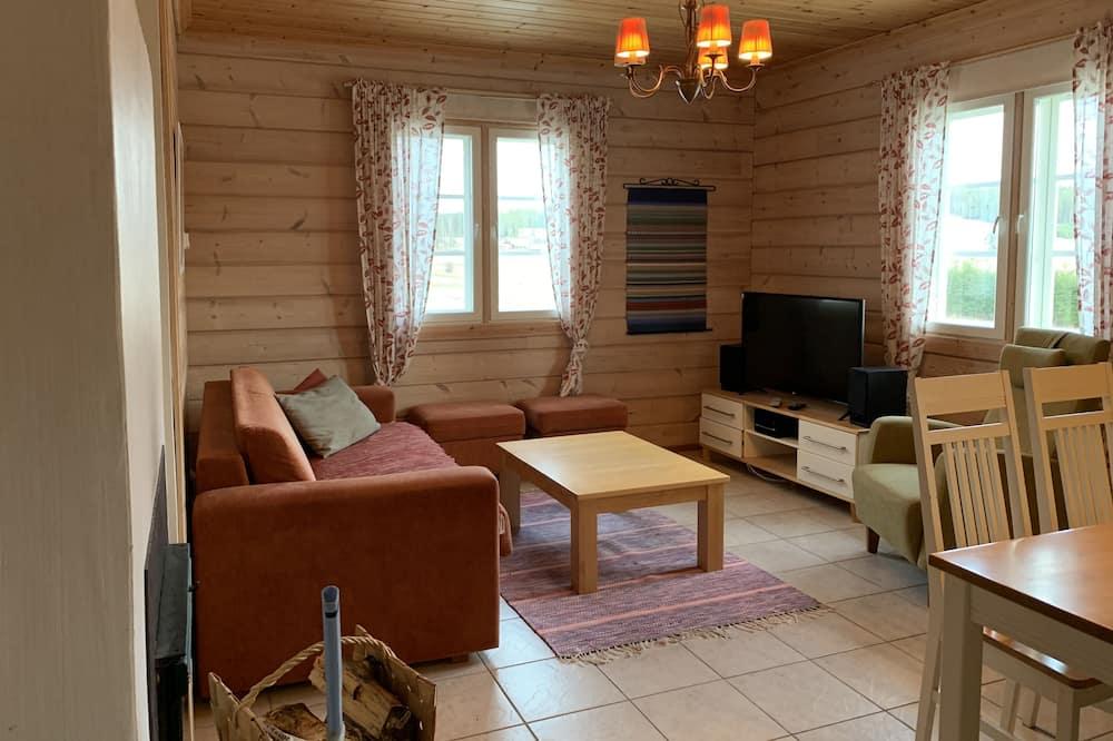 Comfort House, Sauna - Living Room