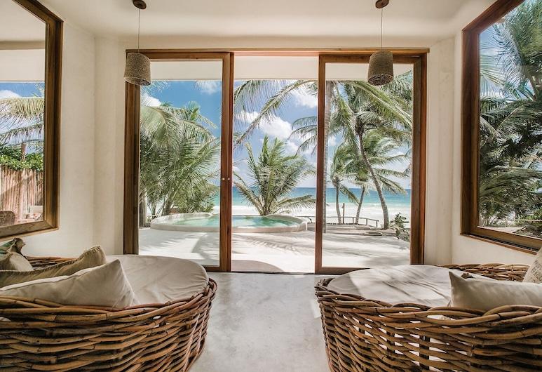 Zorba Tulum Beach Homes, Tulum, Villa, Terrasse/Patio